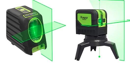 huepar レーザー墨出し器